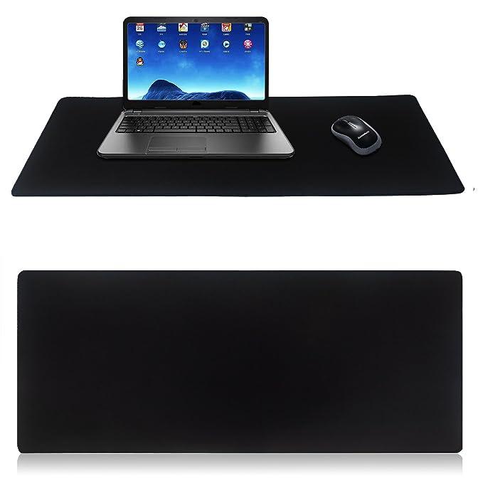 122 opinioni per Tappetino per mouse pad, 900 x 400 x 3 mm con bordi rifiniti, premium-textured