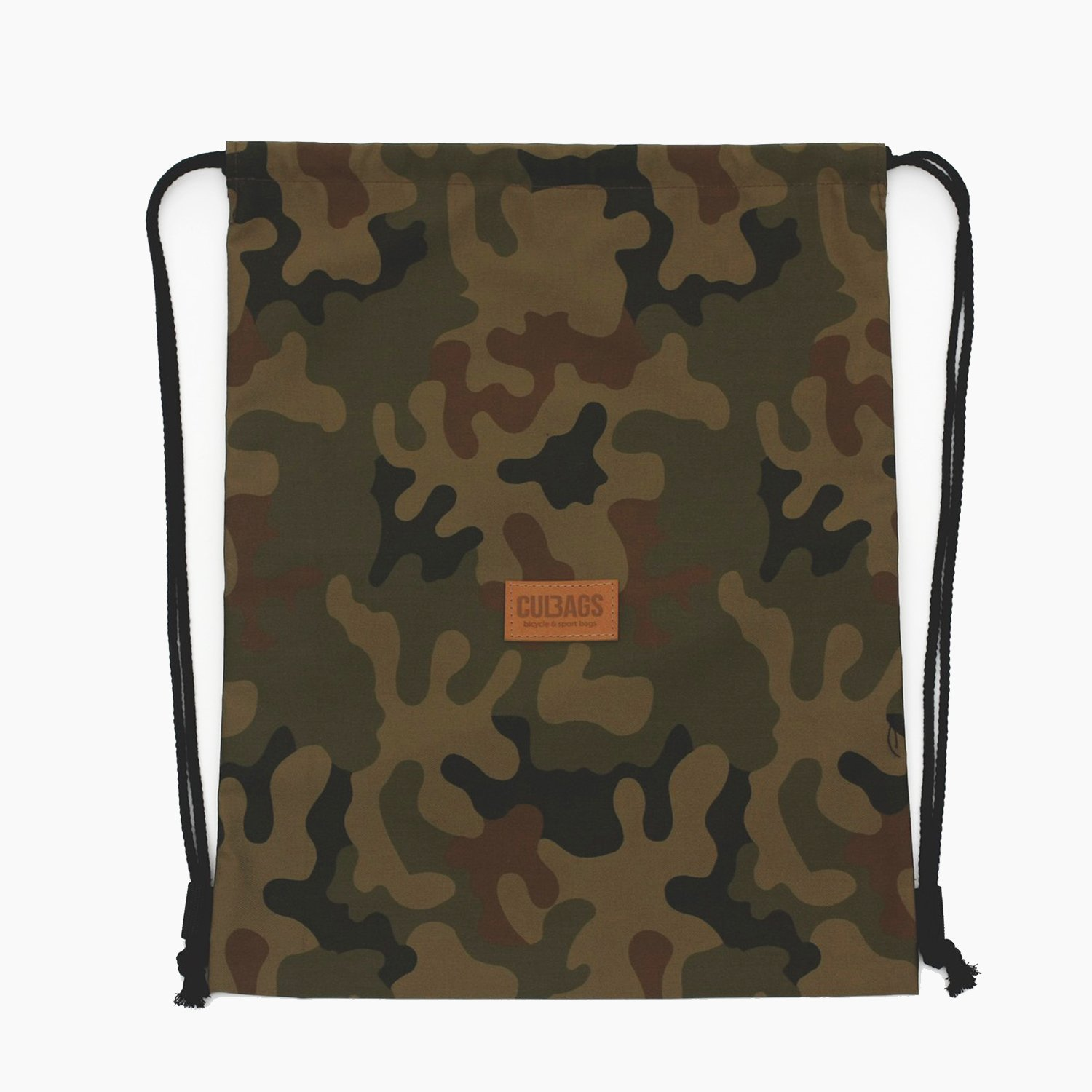 C-BAGS SACCO MORO Beutel Sportbeutel  Beuteltasche Tarnmuster Camouflage Army