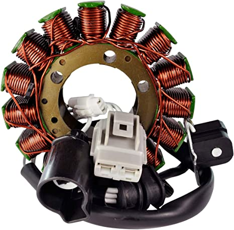 Replace 5TA-82310-00-00 /& 5TA-82310-10-00 Amhousejoy vehicle parts Ignition Coil Stick for Yamaha YFZ450 YFZ 450 ATV 2004-2009//2011-2013