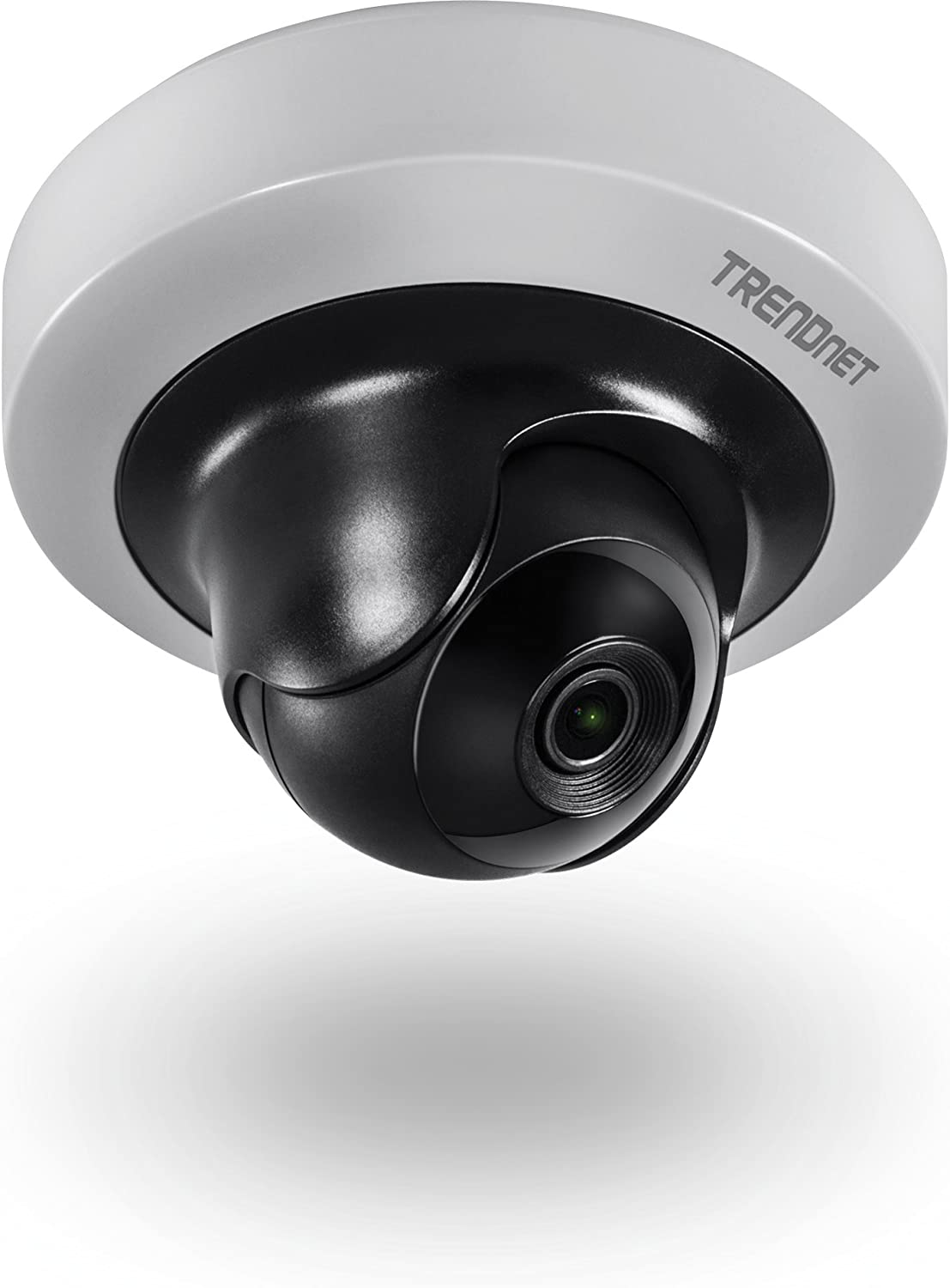 Foscam Full HD 1080P WiFi IP Camera, 2MP Indoor Pan Tilt Home Security Surveillance Camera Night Vision, Two-Way Audio, Motion Sound Detection, Free Image Video Cloud Service Available, R2C White
