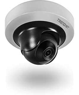 TRENDnet Indoor 2MP 1080p HD WDR PoE Day/Night IR Mini Pan/Tilt Network