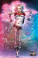 GB Eye LTD, Suicide Squad, Harley Quiin Stand, Maxi Poster, 61,5 x 91,5 cm