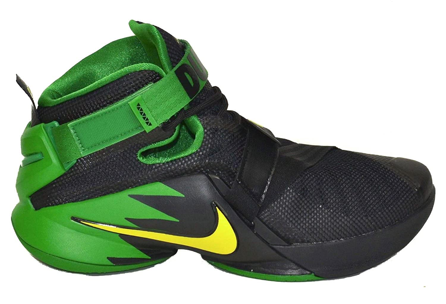 31e481b58404 Amazon.com  Nike Lebron Soldier IX PRM Oregon Ducks Basketball Shoes ...