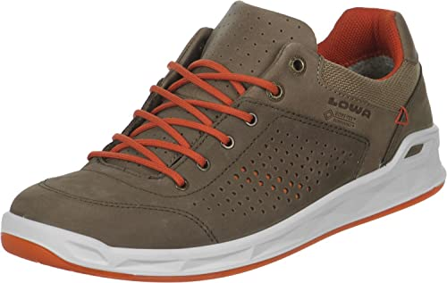 Lowa SAN FRANCISCO GTX - Walking trainers - dunkelbraun