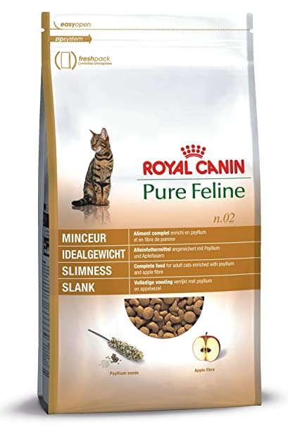 Royal canin pure feline esbeltez pienso para gatos
