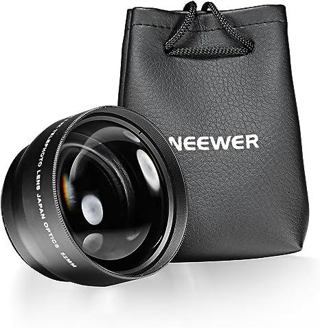 Lente telefotográfico profesional de 52 mm 2.2x de Neewer® con ...