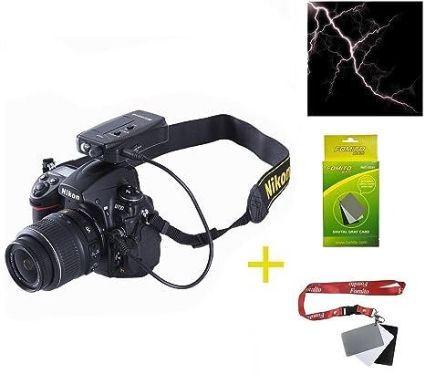 Fomito Micnova - Disparador remoto para flash y detector de ...