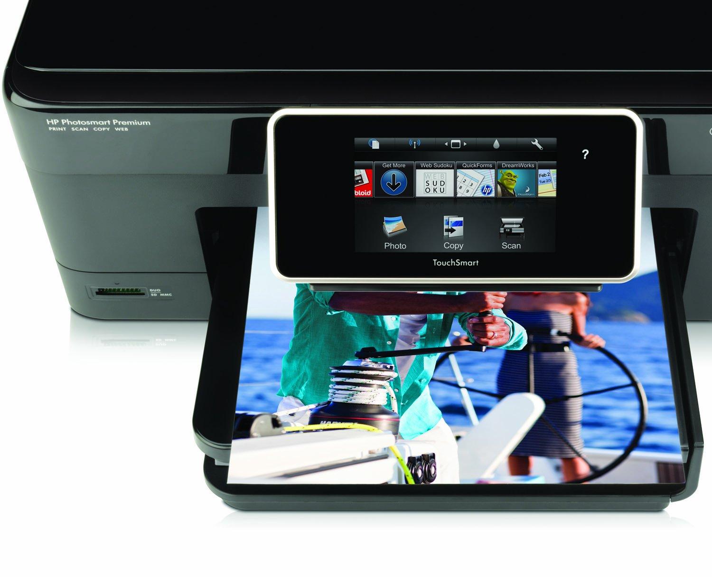 HP Photosmart 7525 e-All-in-One Inkjet Printer