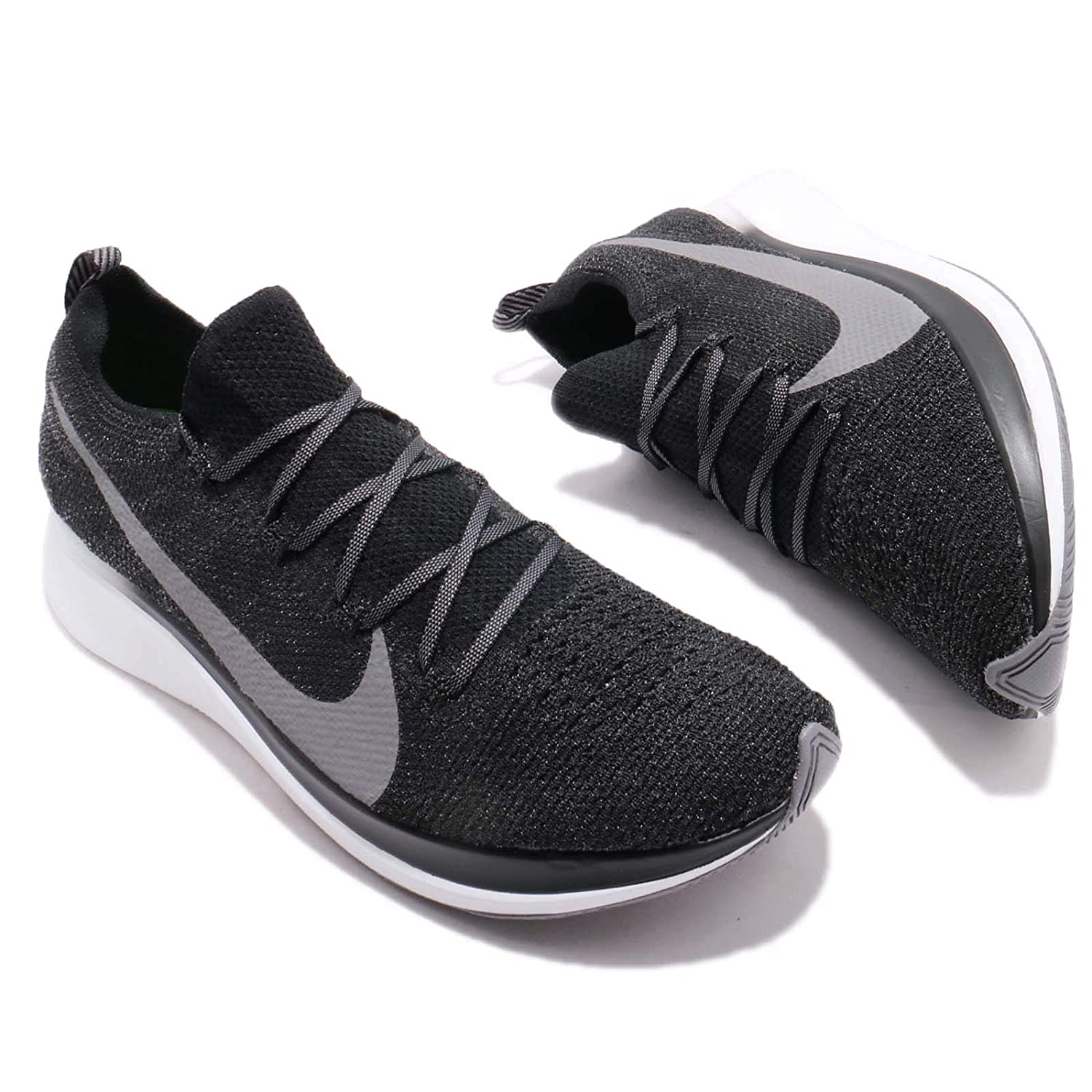 Nike Zoom Fly Flyknit, Zapatillas de Running para Hombre, (Black/Gunsmoke/White 001), 40 EU: Amazon.es: Zapatos y complementos