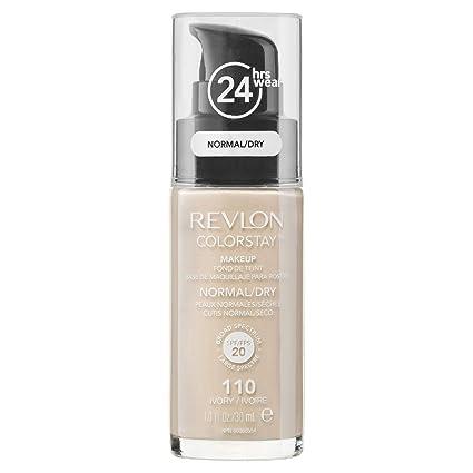 763efe4cb Revlon - Base de maquillaje ColorStay Foundation para piel normal/seca