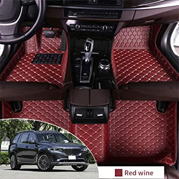 Citroen C3 2017-on Fully Tailored Deluxe Car Mats in Grey with Grey Trim