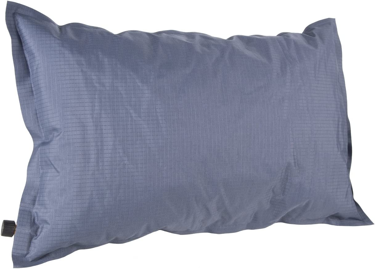 Pillow Cushion Self Inflating Non Slip Nylon Camping  Hiking Picnic Travel