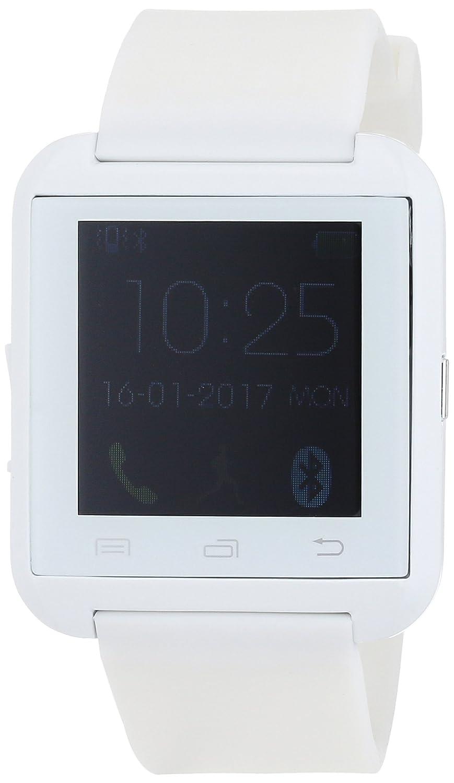 Uwatch U8 Plus - Montre connectée Bluetooth / Synchro répertoire / Appels / SMS / Surveillance du sommeil / Podomètre / Application pour iOS et Android ...