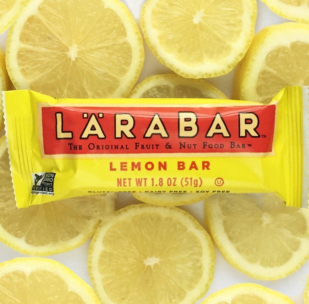 Larabar Gluten Free Bar, Lemon Bar, 1.8 oz Bars (16 Count) by LÄRABAR (Image #6)