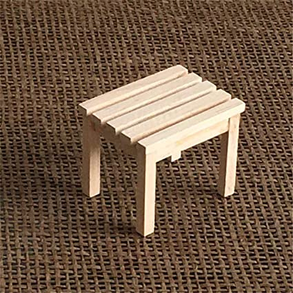 Astounding Amazon Com Karooch 1 12 Doll House Mini Wooden Chair Set Of Gmtry Best Dining Table And Chair Ideas Images Gmtryco