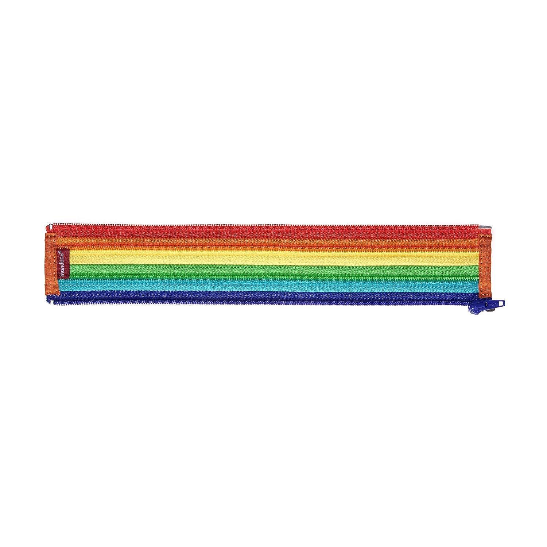 Manduca Zip in Zipper (Rainbow)