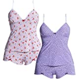 Kit com 2 Baby Dolls, Polo Match, Feminino