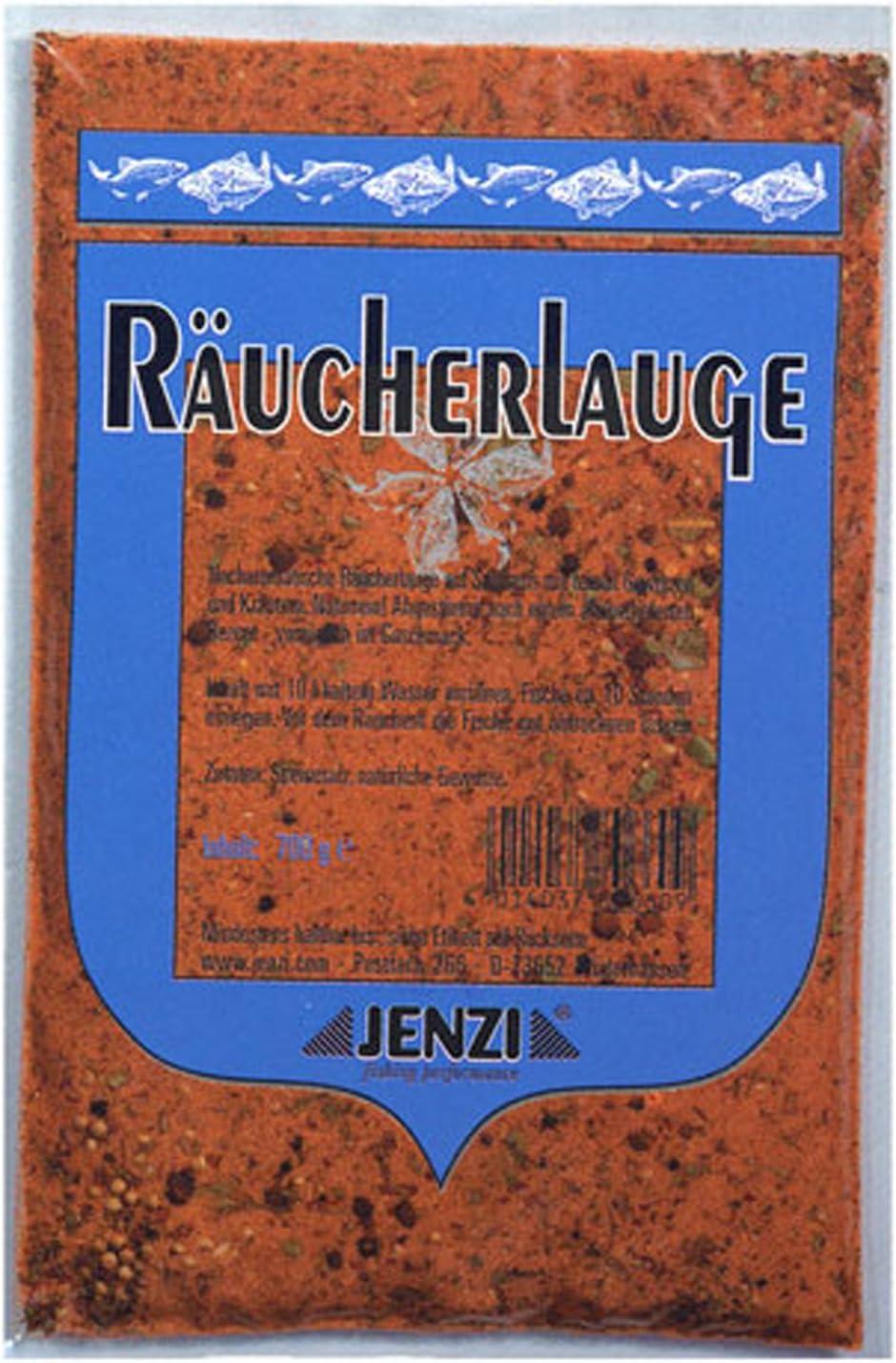 10 x Räucherlauge Jenzi Original 10 Beutel mit 700 g kostenloser Versand !!!