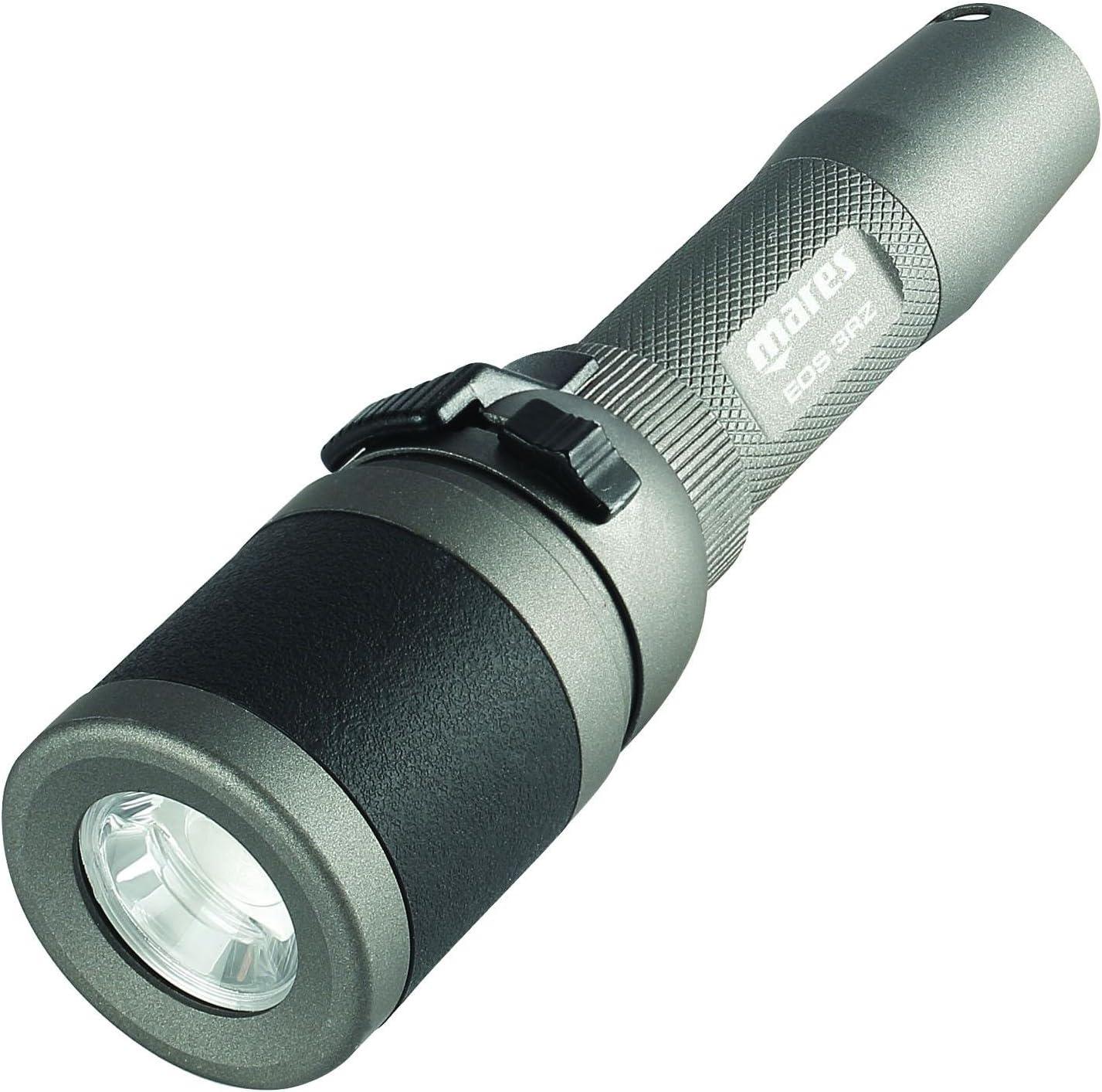 Unisex Adulto Talla /Única Aluminio Mares Lampada EOS 3RZ Linterna de Buceo