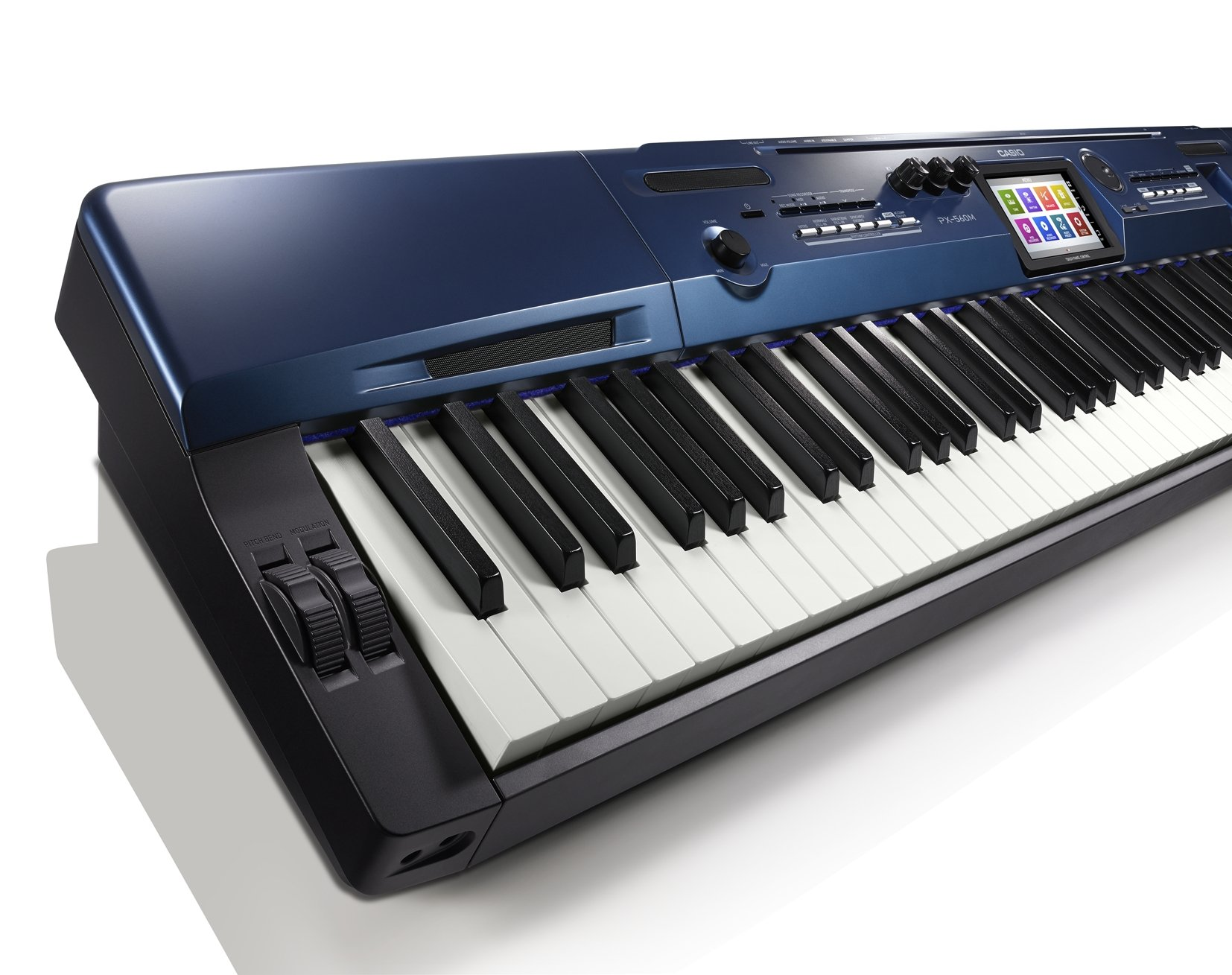The Most Prominent Advantages Of Casio PX 560