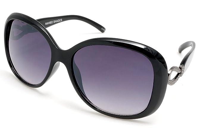 c3c74089bb5 Amazon.com  Women s Oversized Butterfly Retro Fashion Sunglasses ...