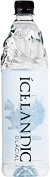 12-Count Icelandic Glacial Natural Spring Water (1 Liter)