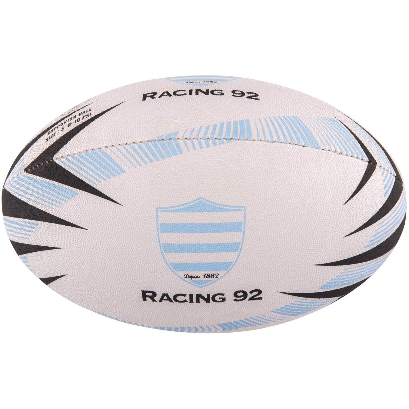 Gilbert Ballon Rugby Racing 92 - Supporter - T5