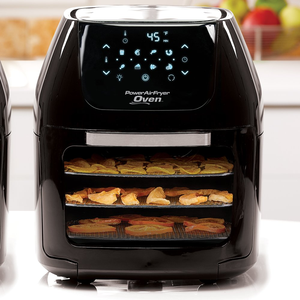 Power Airfryer Xl 6 Qt Power Air Fryer Oven With 7 In 1