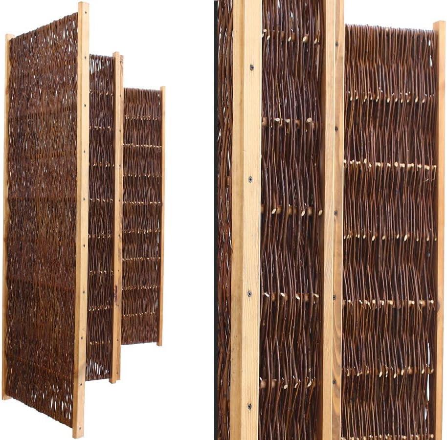 bambus-discount.com Separador de V.I.P móvil, Biombo Altura 180 cm ...