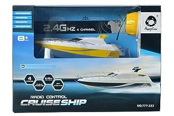 Buy Tabu Remote Control Cruise Ship Online At Low Prices In India - Remote control cruise ship