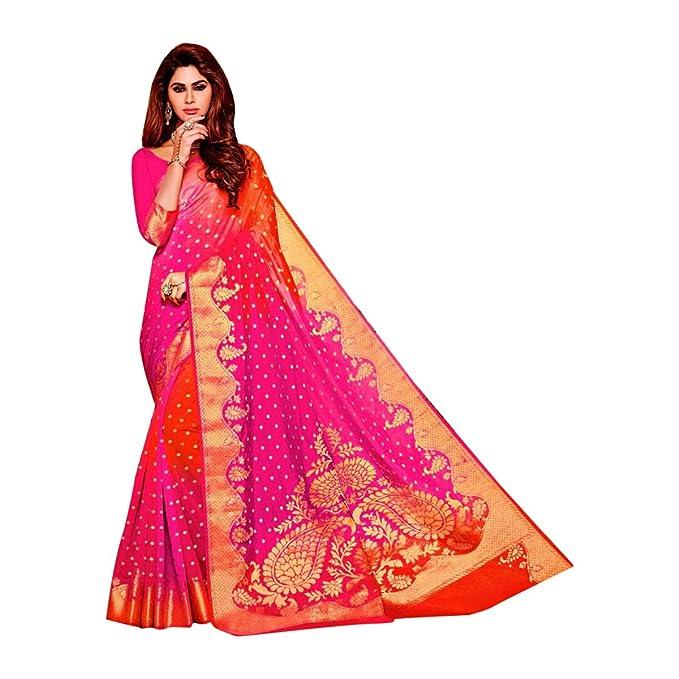 new style bf589 cde8e Le donne di Saree di seta dei progettisti indiani etnici ...