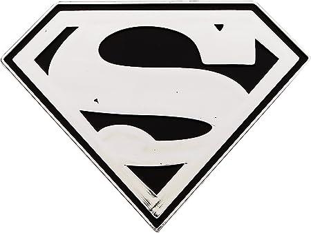 Chroma Graphics Chroma 41500 Superman Escudo Moldeado por ...