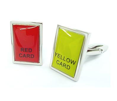 Tarjeta roja/tarjeta amarilla de Gemelos Fútbol Gemelos ...