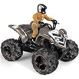 Revell Control - 24623 - Voiture Radiocommandé - Quad Dust Racer