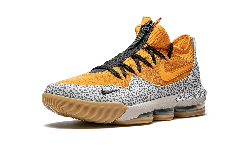 ce814a97159a5 Amazon.com | Lebron XVI Low AC (Kumquat/Kumquat-Black, 8) | Basketball