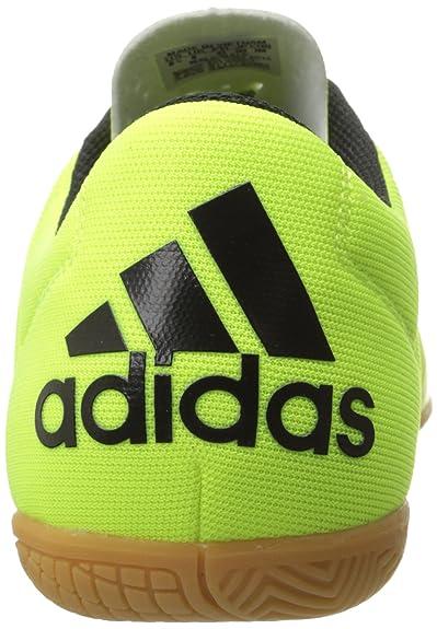 adidas Performance Mens X 153 CT Soccer Shoe  Solar Yellow CoreBlack Gum M1