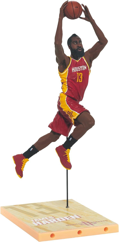 McFarlane Toys NBA Series 23 James Harden Action Figure: Toys & Games
