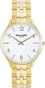 Pierre Cardin La Gloire Nouvelle Women's Silver Dial Stainless Steel Watch - PC902722F119