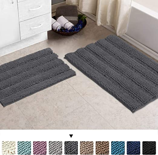 Kuizee Bath Mat Small Area Rug Carpet Doormat Floor Rug Bathroom Rug Fantasy Mysterious Dragon Moon Coral Fleece Non-Slip Water Absorption Home Decor 23.6/×15.7 Inch