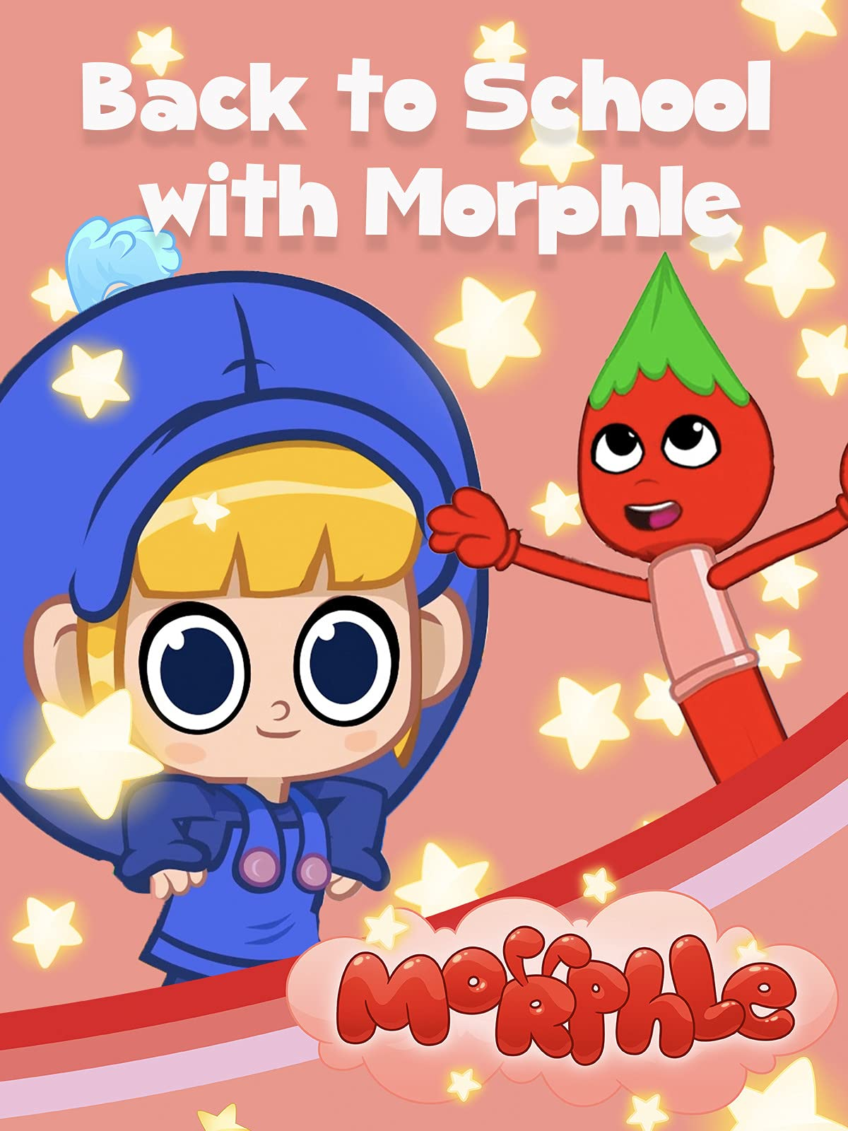 Back to School with Morphle