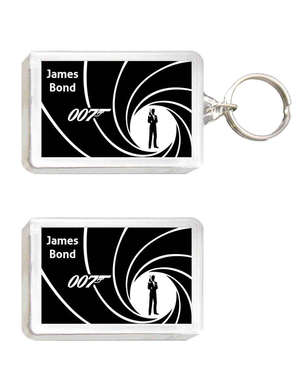 Llavero e imán de James Bond: Amazon.es: Juguetes y juegos