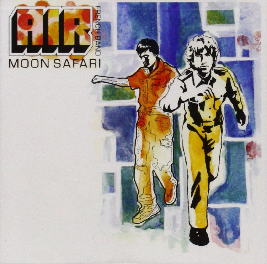 Moon Safari by Parlophone
