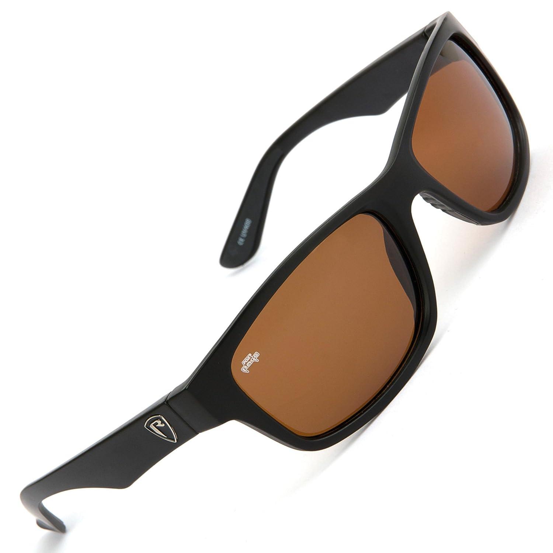 Fox Rage Sunglasses - Gafas de sol polarizadas para pesca de lanzado y con mosca - Gafas polarizadas para la pesca de peces depredadores, ...