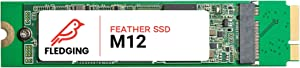Feather M12 SSD (512GB) and Tools, macOS – SATA SSD Upgrade for Apple MacBook Air 2012, A1465 EMC 2558 and A1466 EMC 2559