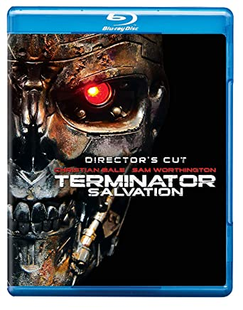 Amazon com: Terminator Salvation (Two-Disc Director's Cut) [Blu-ray