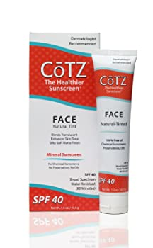 Cotz Face Natural Skin Tone