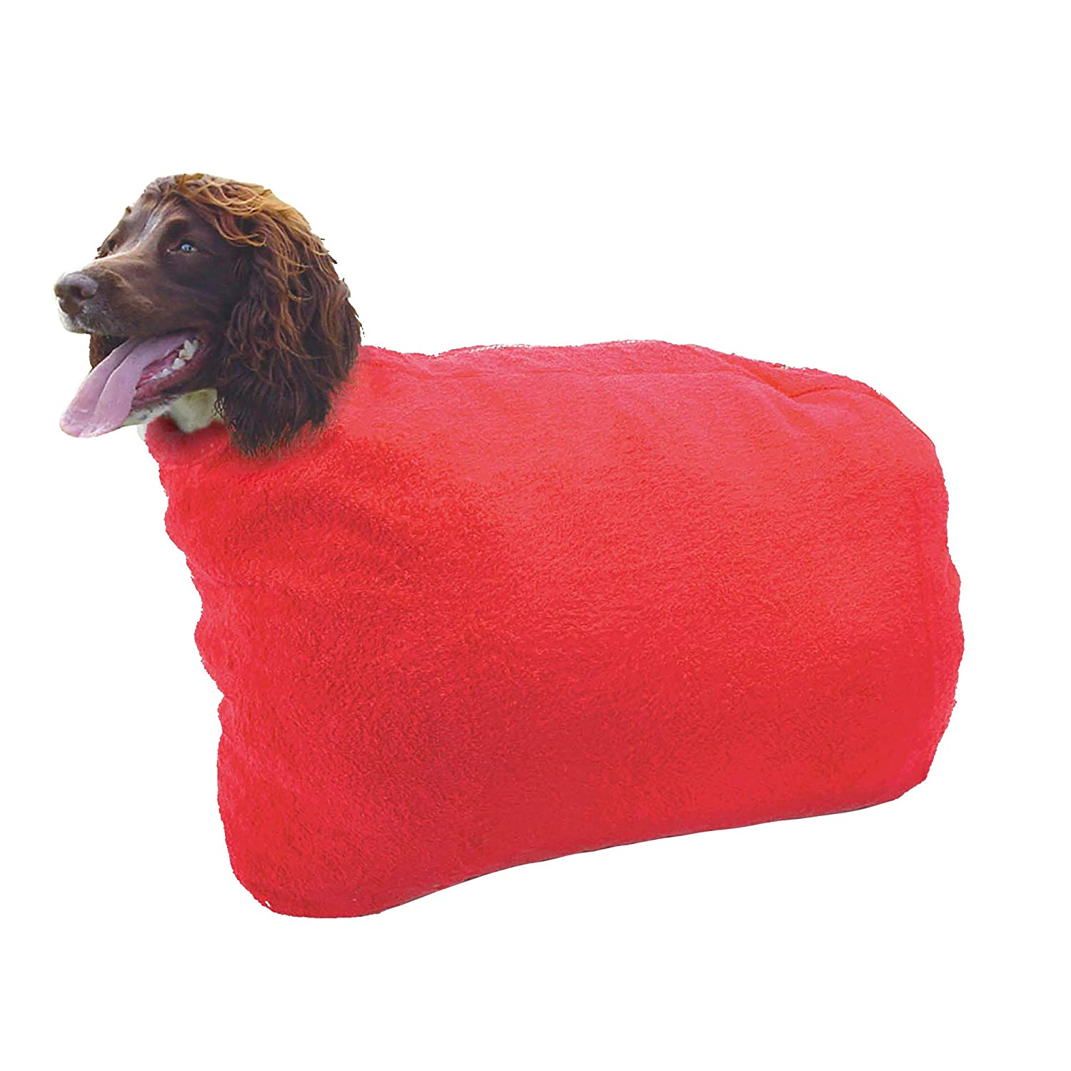 Red 18in neck Red 18in neck Pennine Dry Dog Bag (18in neck) (Red)
