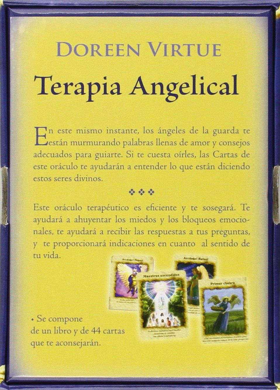 Terapia Angelical: Amazon.es: Doreen Virtue: Libros