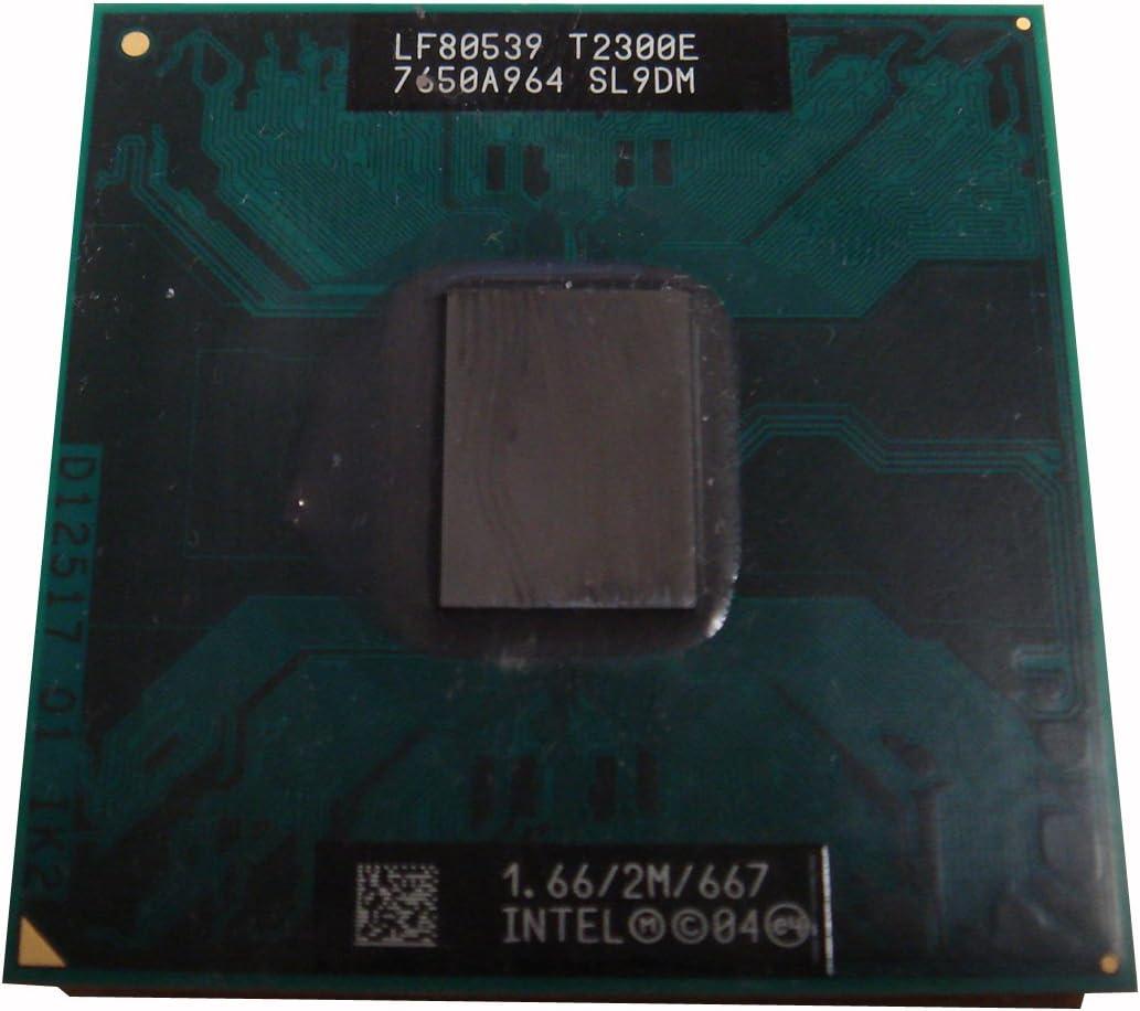 Intel Core Duo Processor T2300E SL9DM CPU