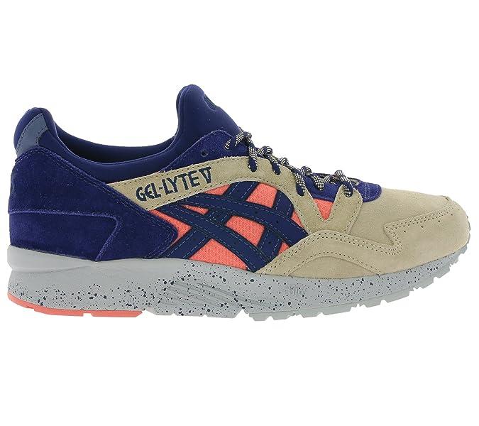 82c1364276ba Asics - Gel Lyte V Peach/Indigo Blue - Sneakers Men - 11 UK: Amazon.co.uk:  Shoes & Bags